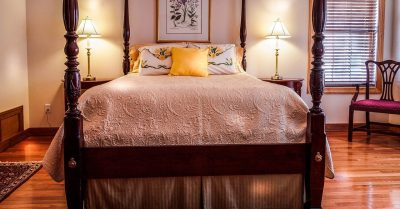 AHM Furniture will repair even your bed frames.